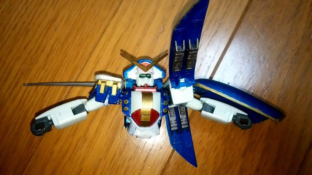 ガンダムローズ(プチ改造) アピールショット1