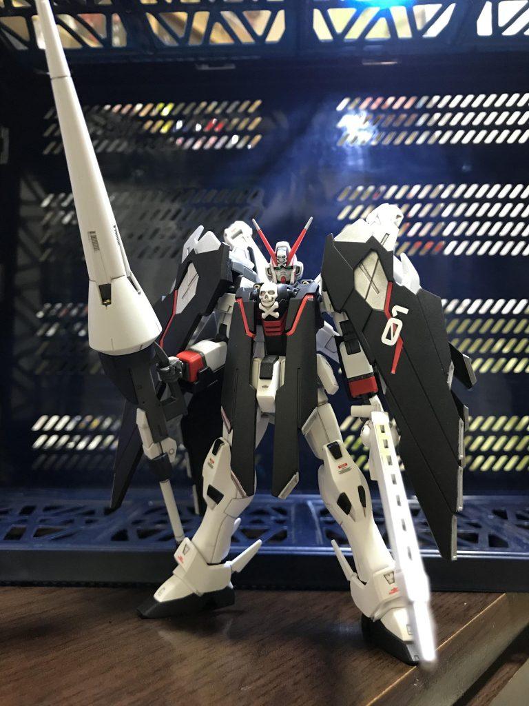 クロスボーンガンダムX1改改改 アピールショット7