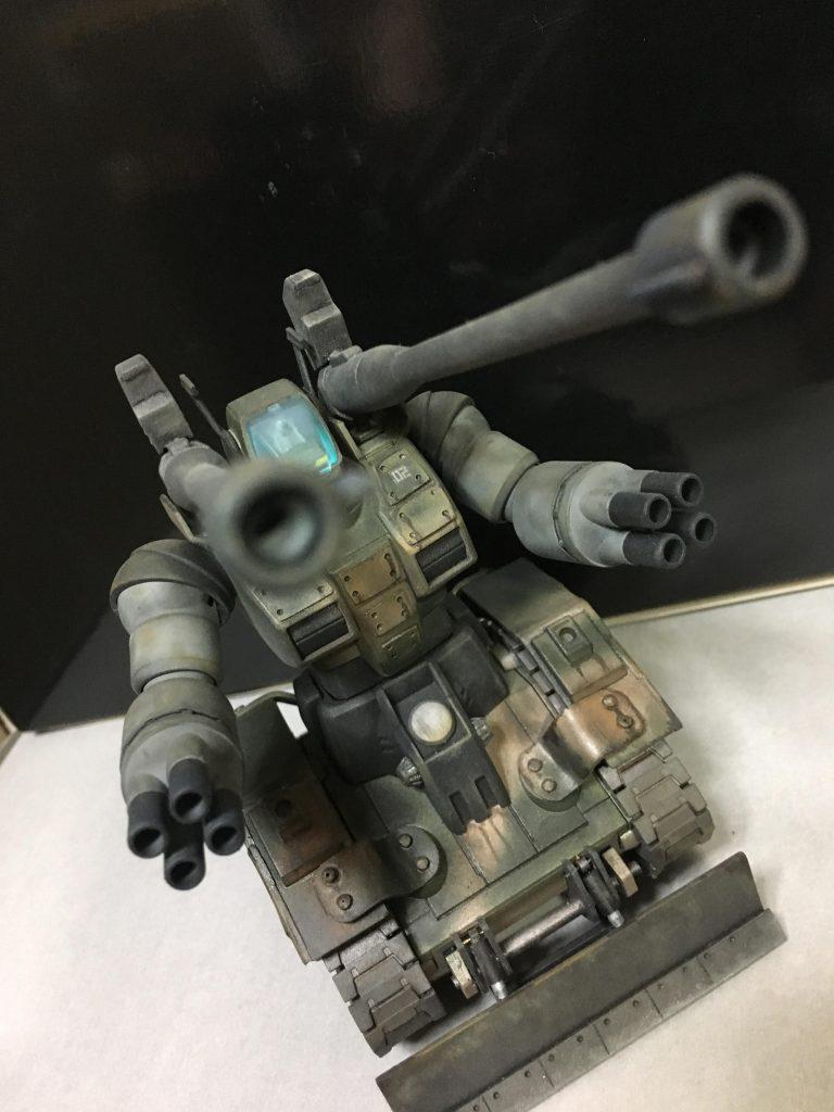 ガンタンク現地改修型 アピールショット7
