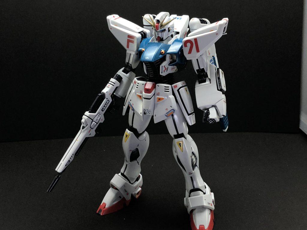 F91 ガンダム2.0 アピールショット6