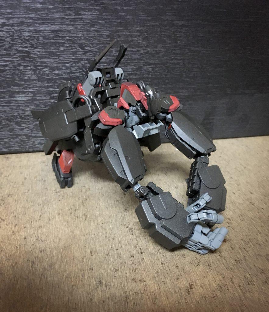 ガンダムグシオンG型 制作工程3