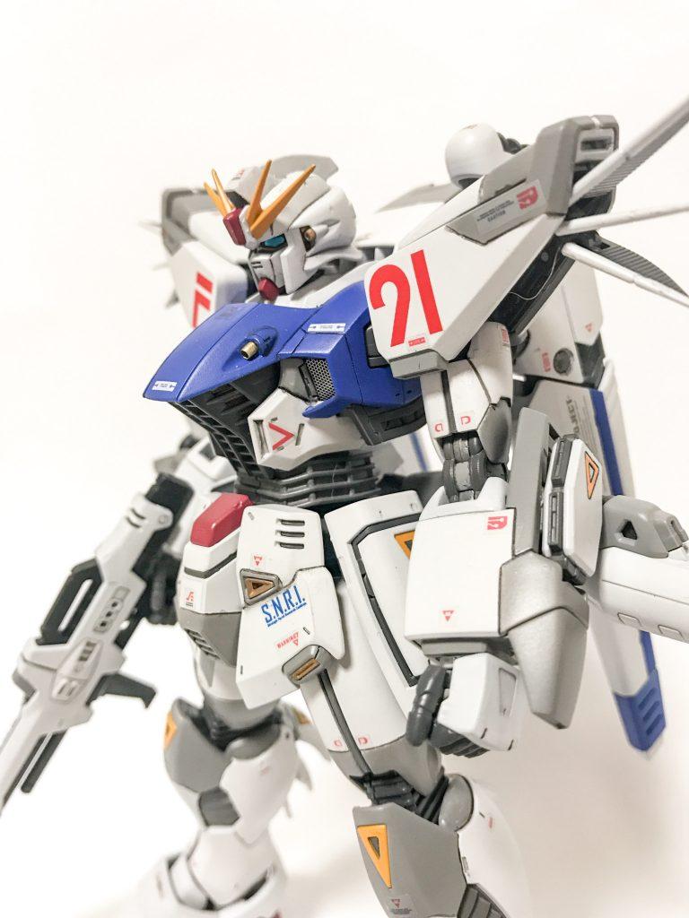 GUNDAM.F91 アピールショット2