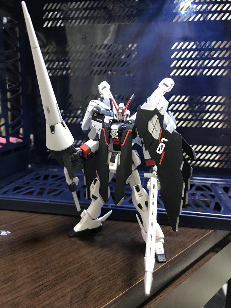 クロスボーンガンダムX1改改改 アピールショット3