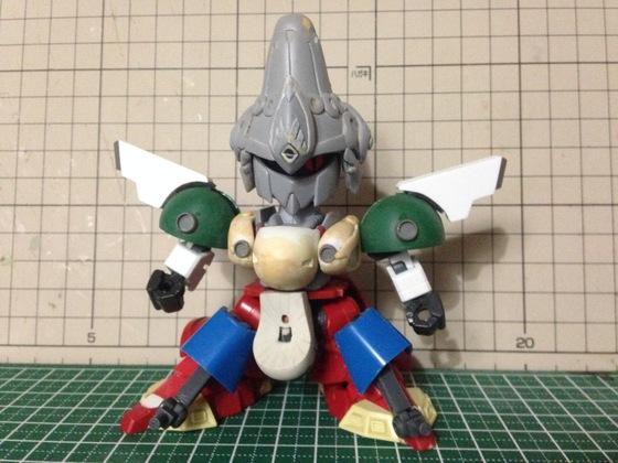 ZCX-003Pジ・O 制作工程4