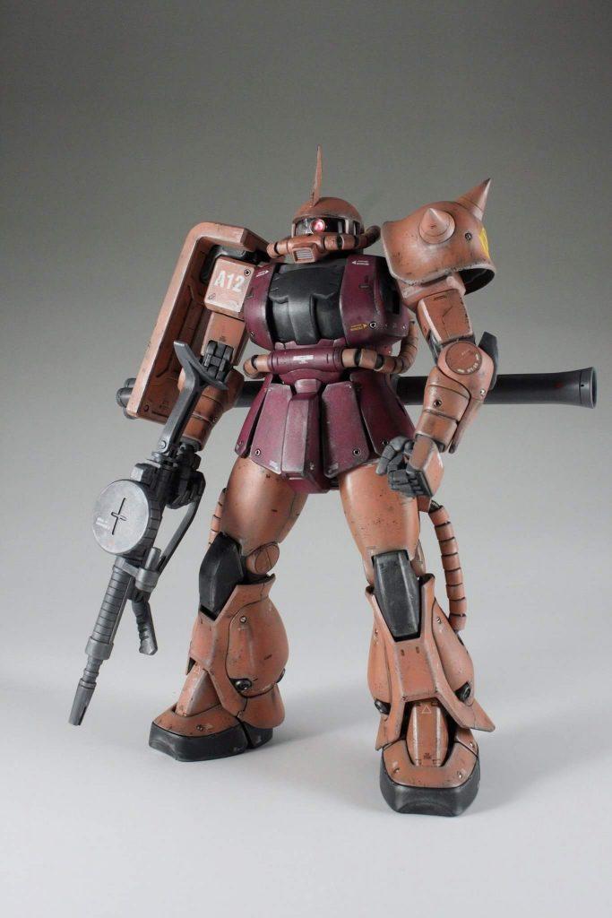 MG シャア ザク 2.0