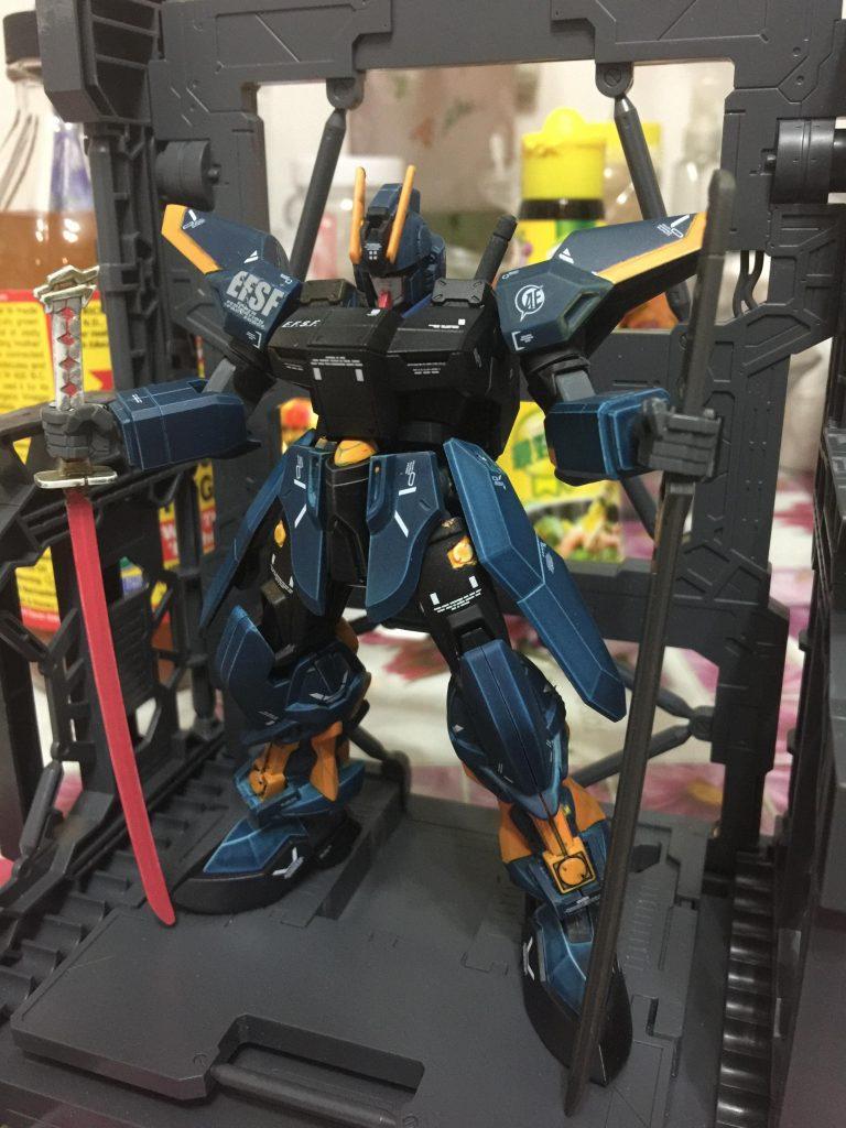 ガンダムアストレイ·SR アピールショット4