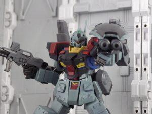EX-GM(エクス ジム) ガンプラミキシング