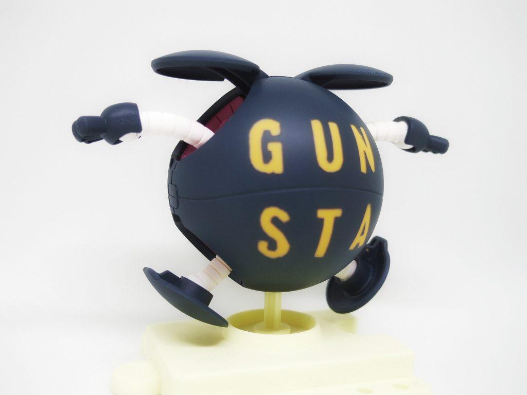 GUNSTAさん復活記念! 制作工程1