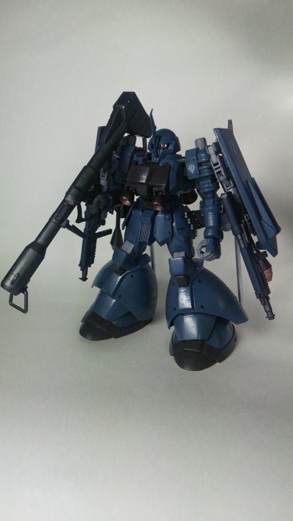 ヅダ・ゲヴィッター アピールショット1
