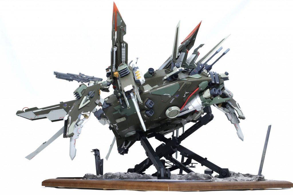 砲台の護り手 アピールショット2