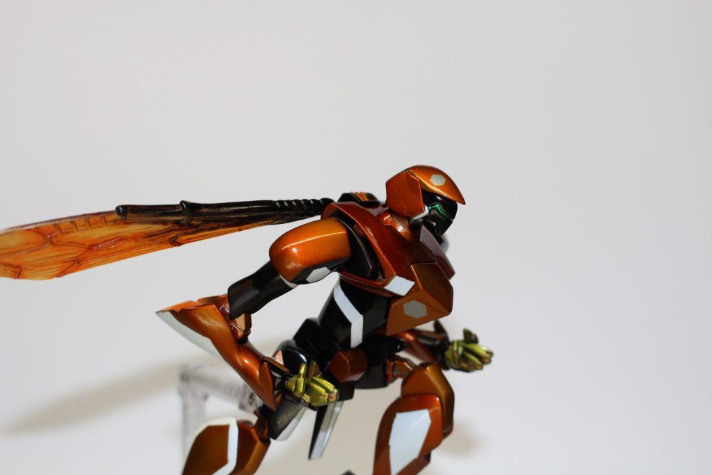 戦蜂 アピールショット3