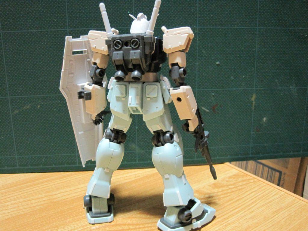 RX-78-2 制作工程2