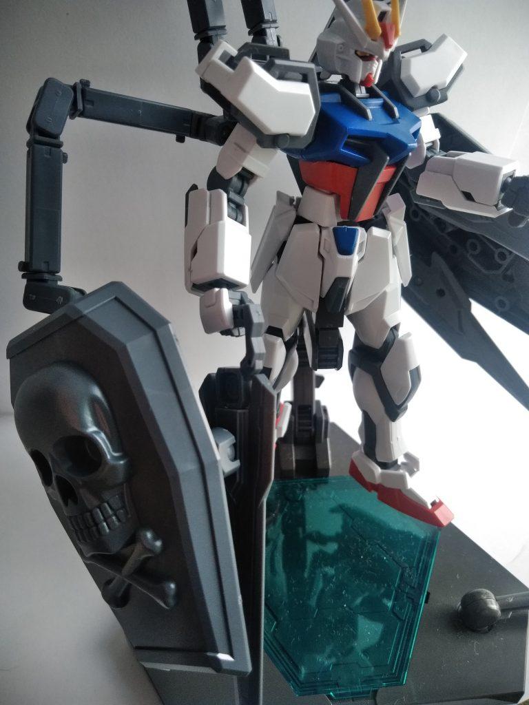 アイアストライク・ガンダム アピールショット3