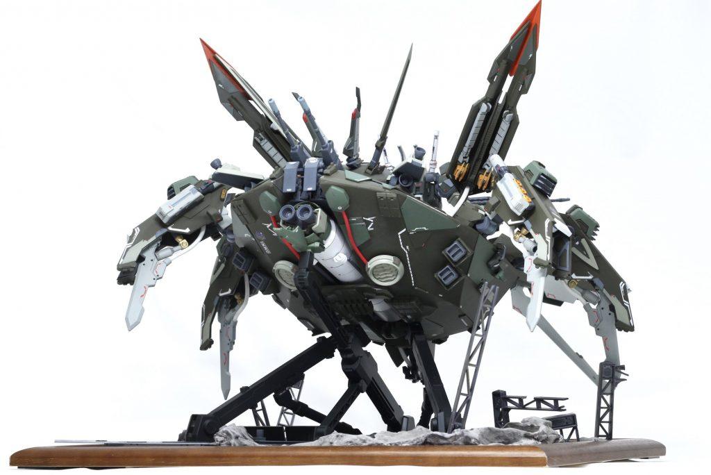 砲台の護り手 アピールショット3