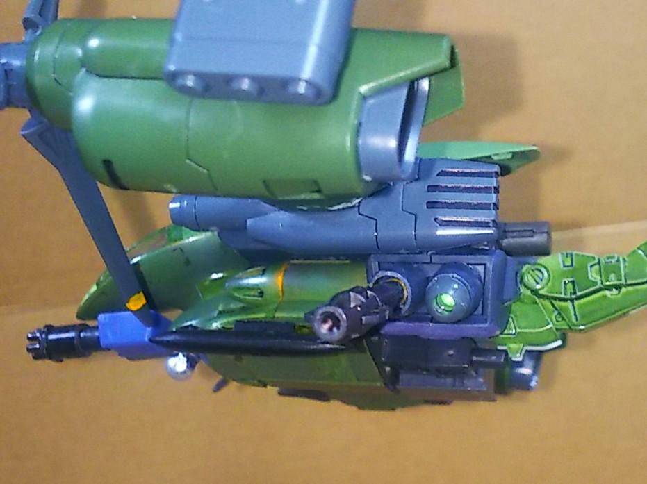 ドップ(砲戦仕様) アピールショット1