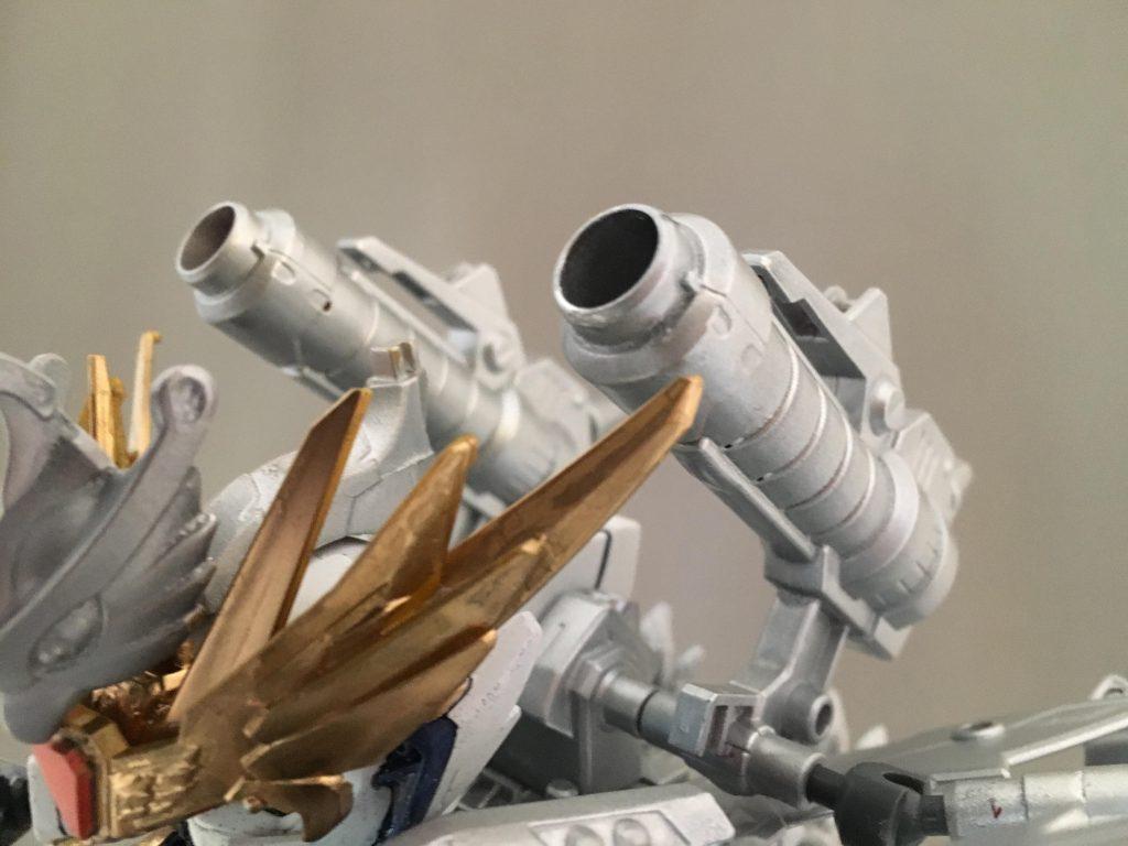 武者 種徒雷駆(むしゃストライク) 制作工程3