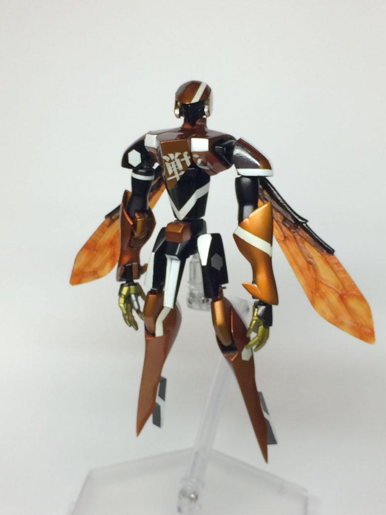 戦蜂 アピールショット1