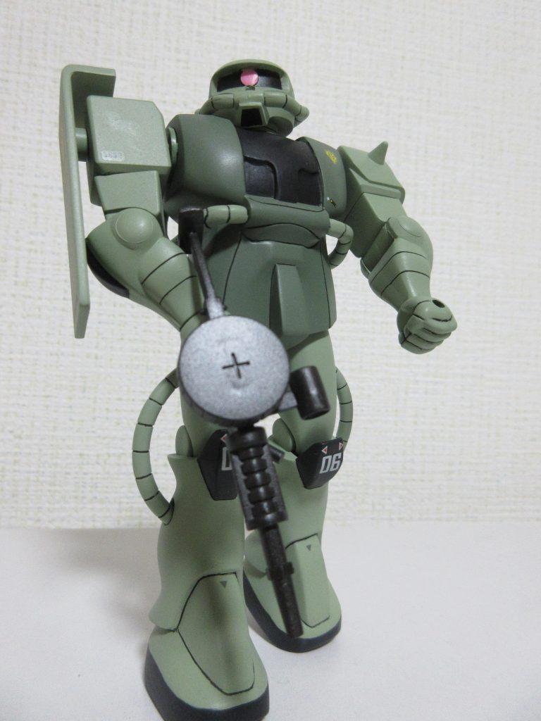 ベストメカコレクション 量産型ザク 【再投稿】 アピールショット6