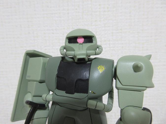 ベストメカコレクション 量産型ザク 【再投稿】 アピールショット2