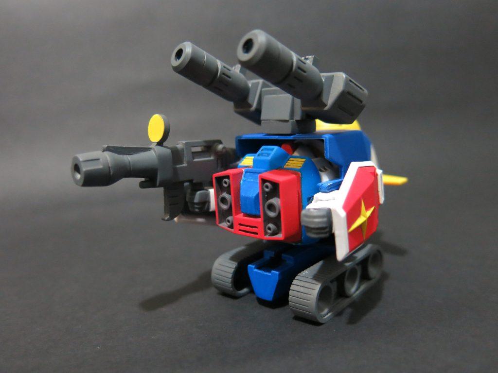 SD ガンダム&Gファイター アピールショット5