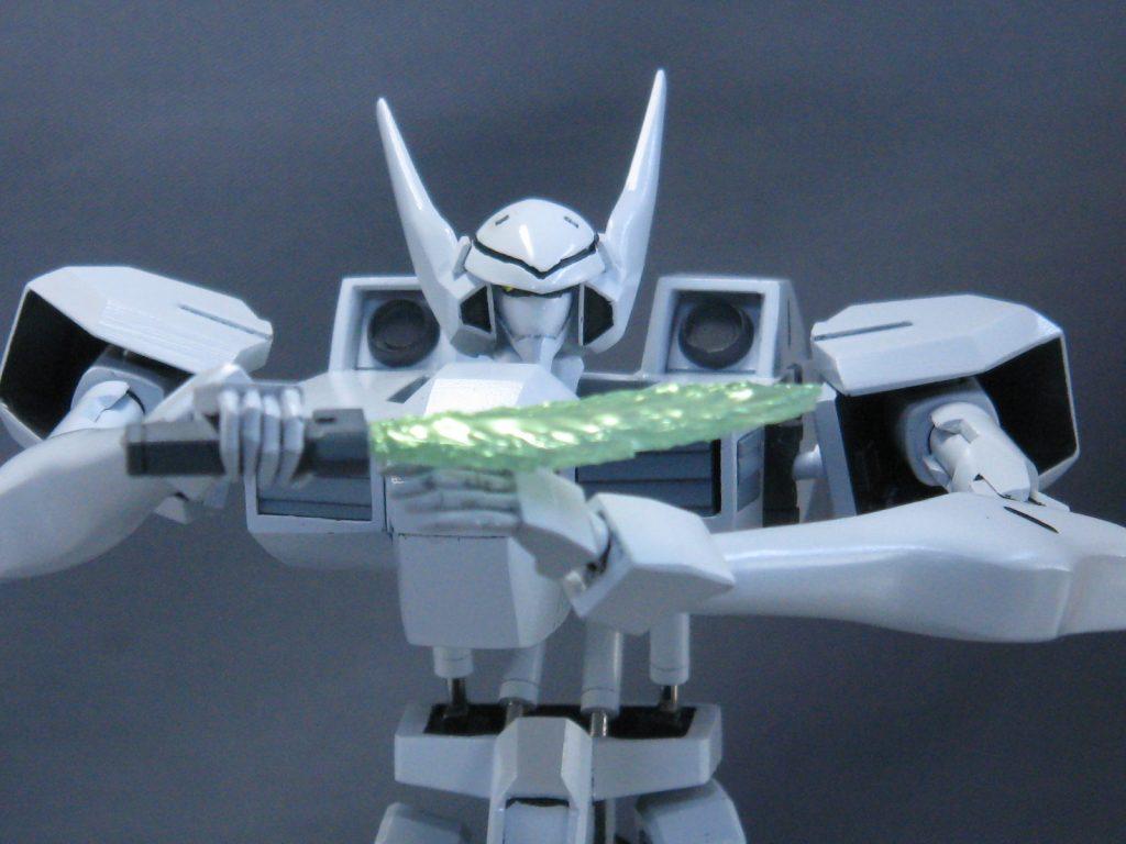 唯一の武装、ビームナイフ