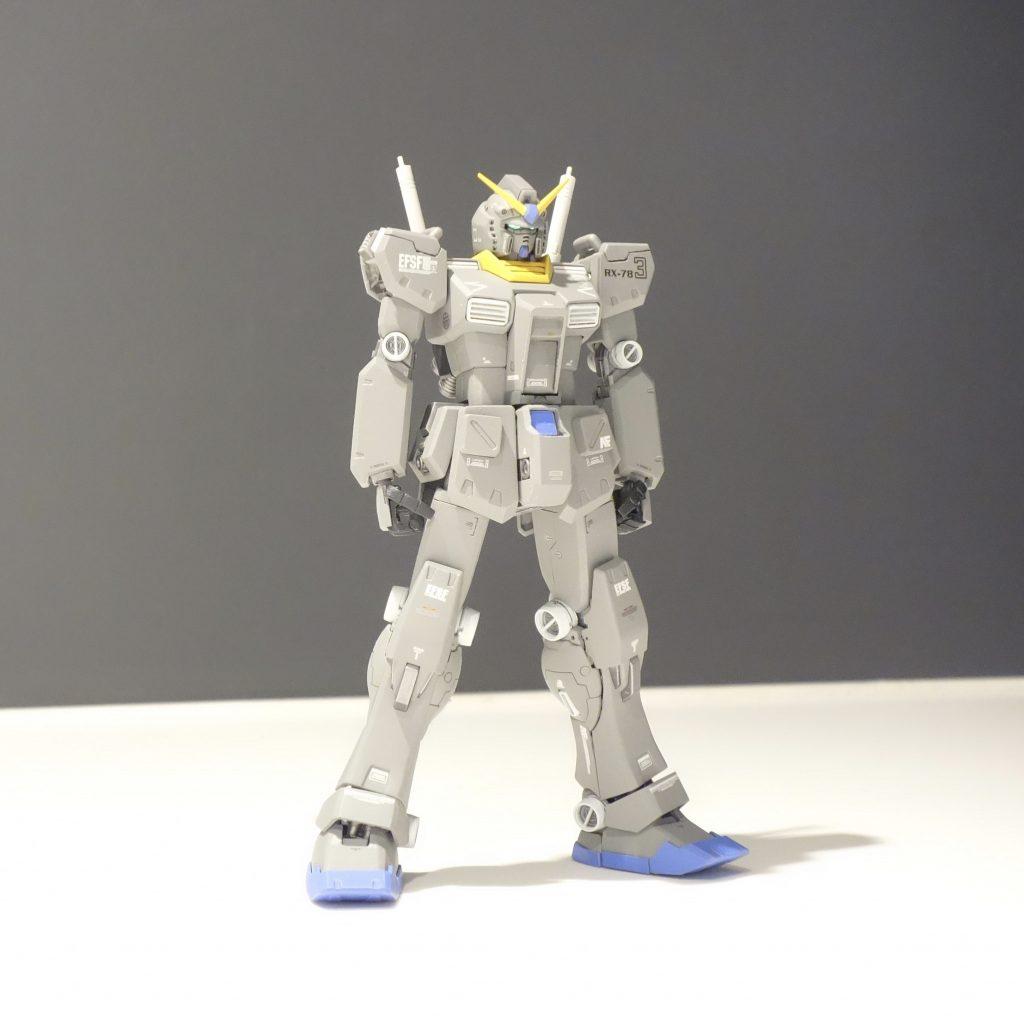 MG改造 1/100 RX-78 ガンダム ver.ka