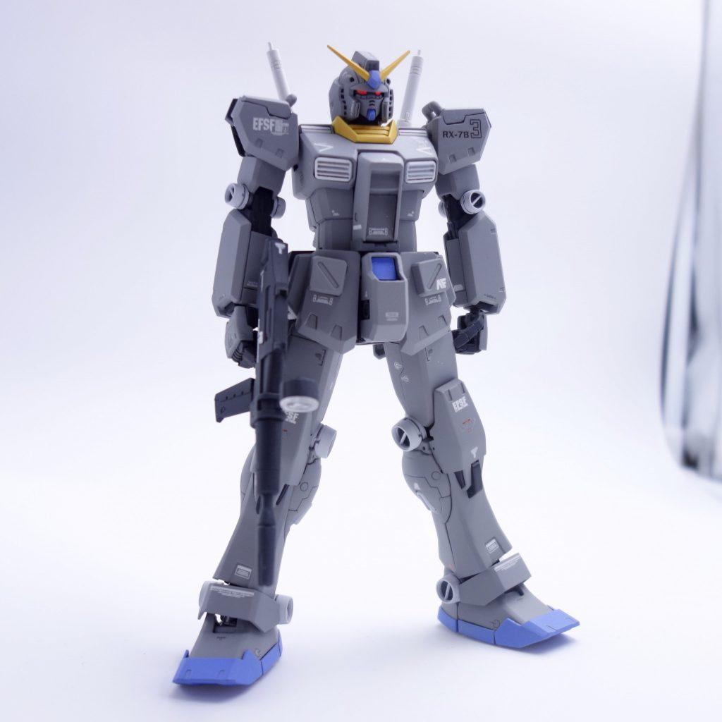 MG改造 1/100 RX-78 ガンダム ver.ka アピールショット3