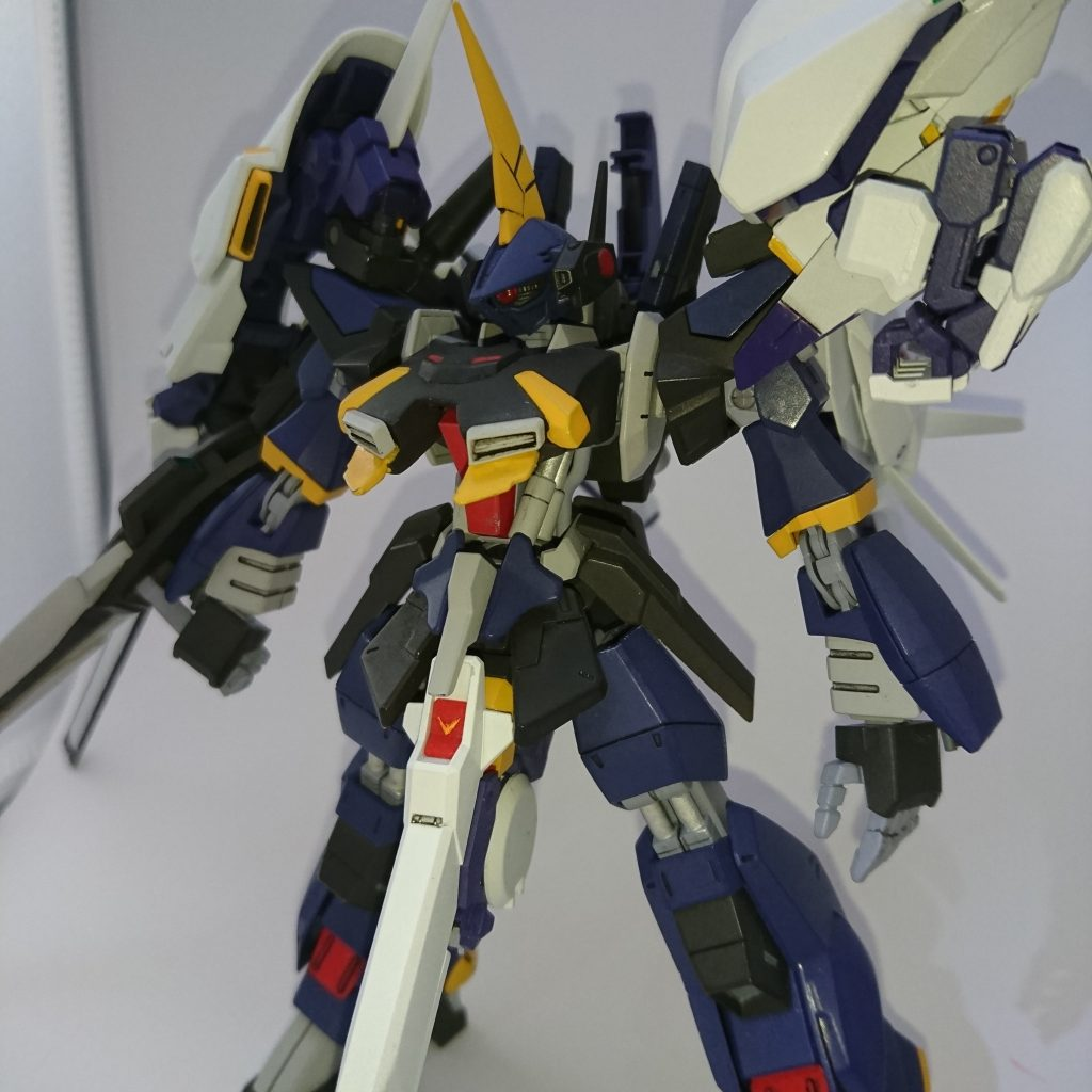 γバーザム×TR-6
