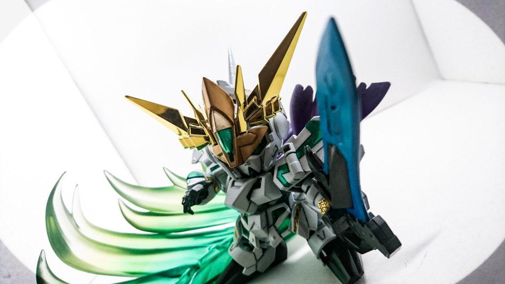 LEGENDBB「騎士ユニコーン」 アピールショット4