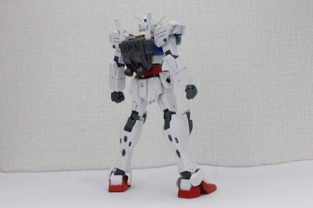 KRX-82-1 オーガスガンダム アピールショット2