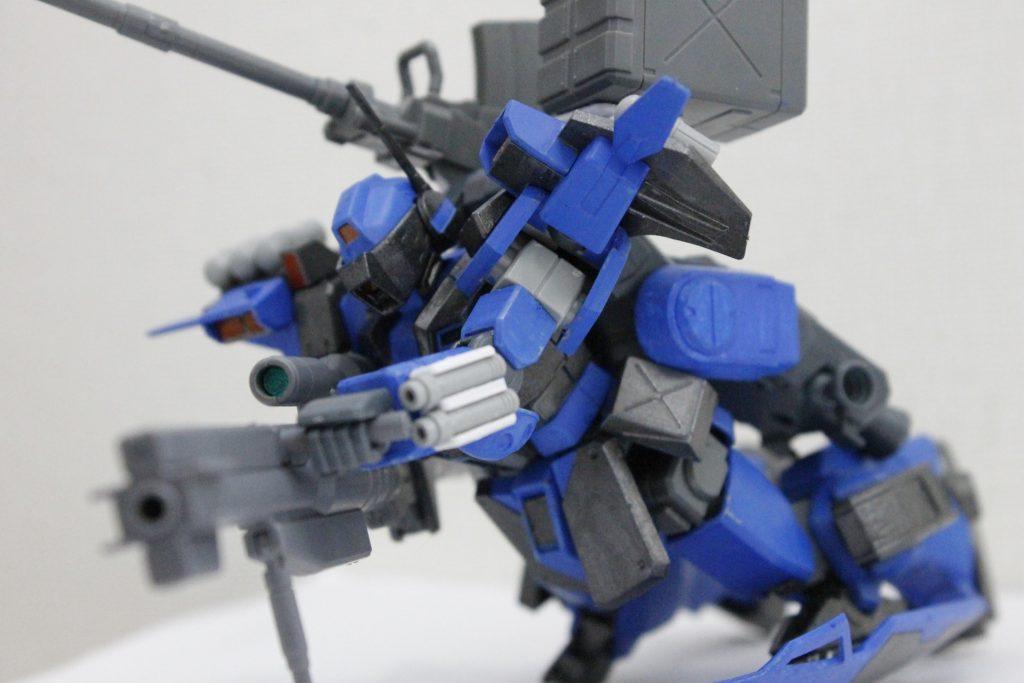 ジム・ディスガイズ(ジム・ディスガイズ改) 制作工程2