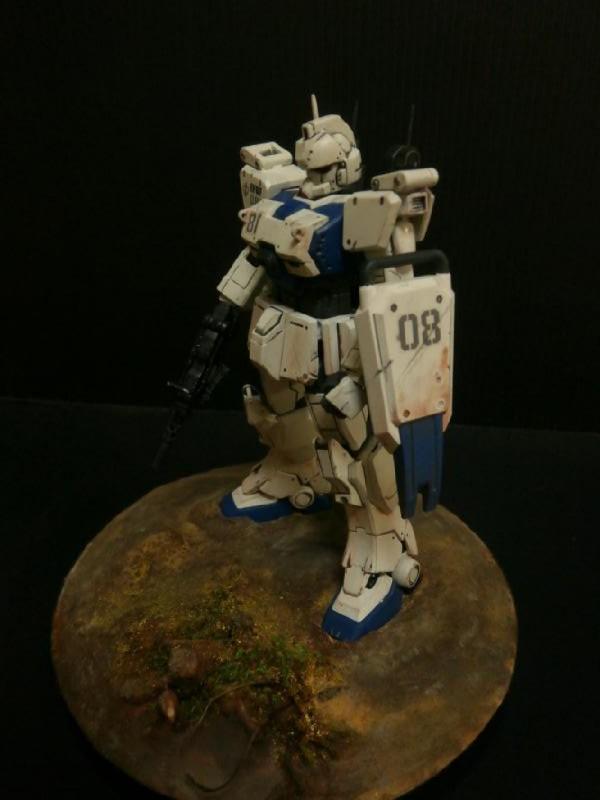 ガンダムEz-8 アピールショット1