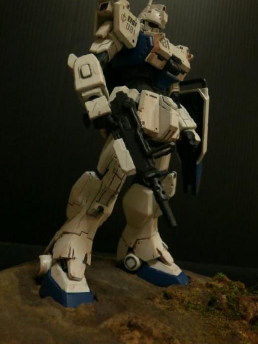 ガンダムEz-8 アピールショット3