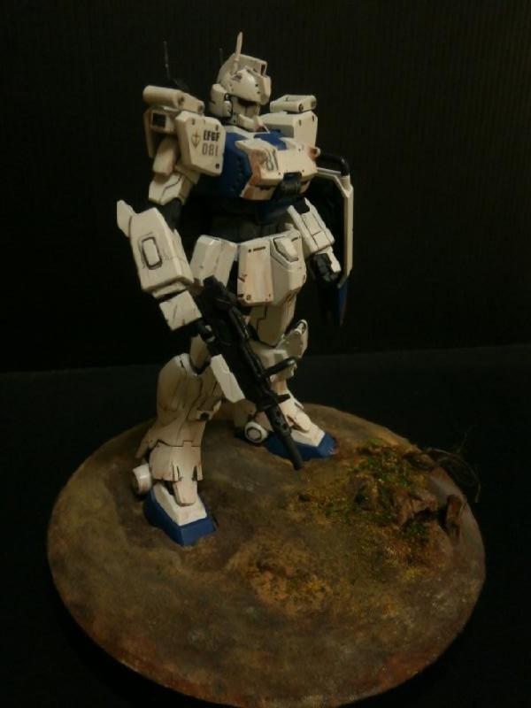 ガンダムEz-8 アピールショット2
