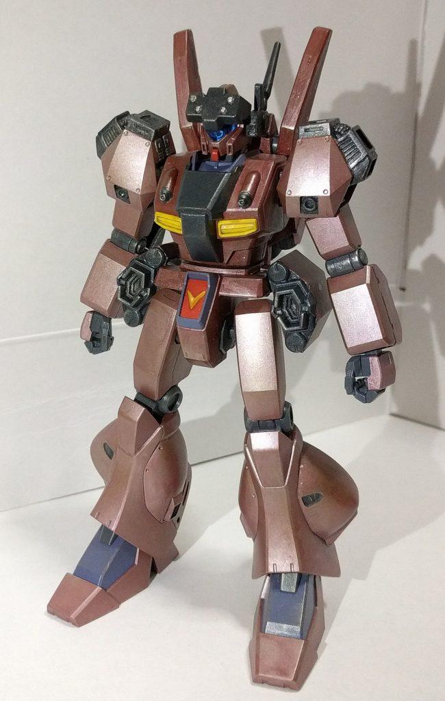 ジェガン総合強化型(レッドローズ) アピールショット1
