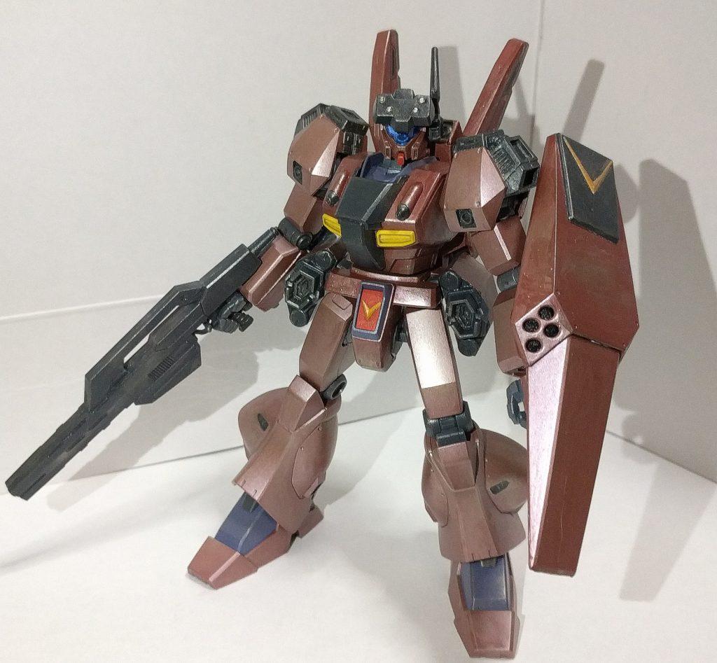 ジェガン総合強化型(レッドローズ) アピールショット6