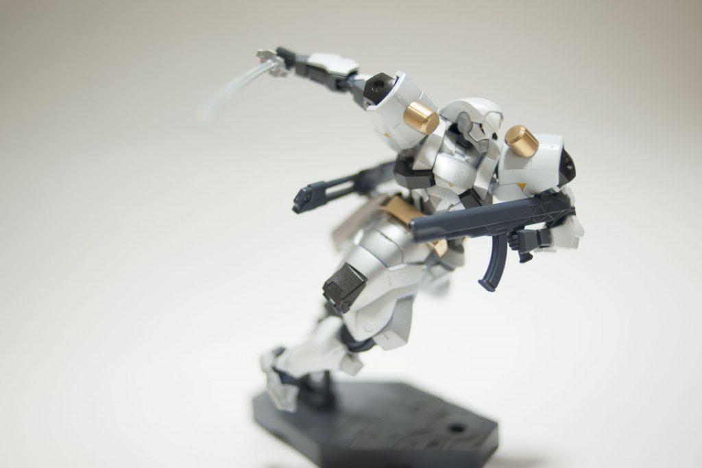 百錬 アピールショット2