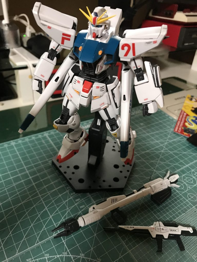 MG F91