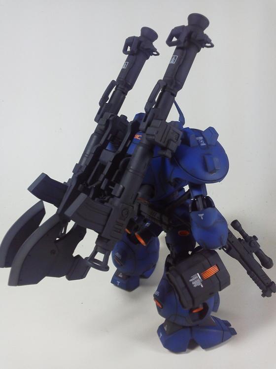 グンプファー (鉄血のサイクロプス隊No.3) アピールショット3