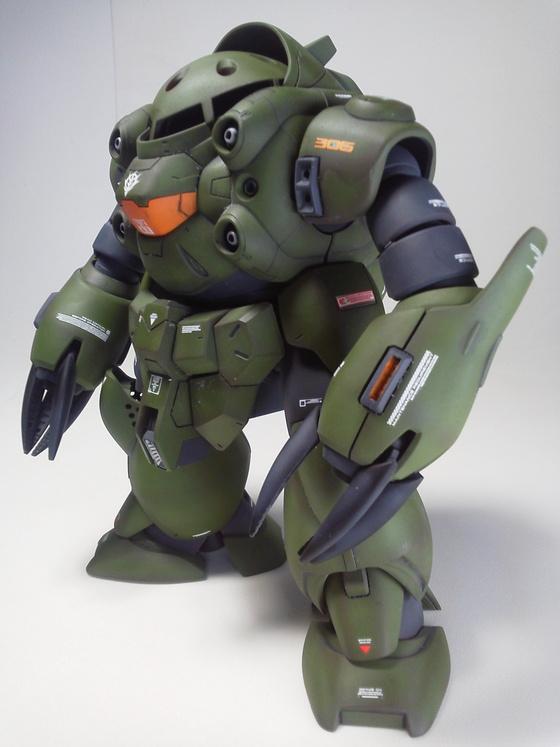 ズゴック・G(グシオン) (鉄血のサイプロクス隊 No.1)