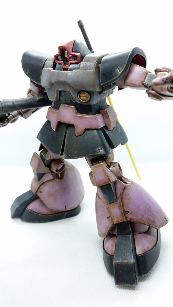 HG ドム MS-09 / リック・ドム MS-09R