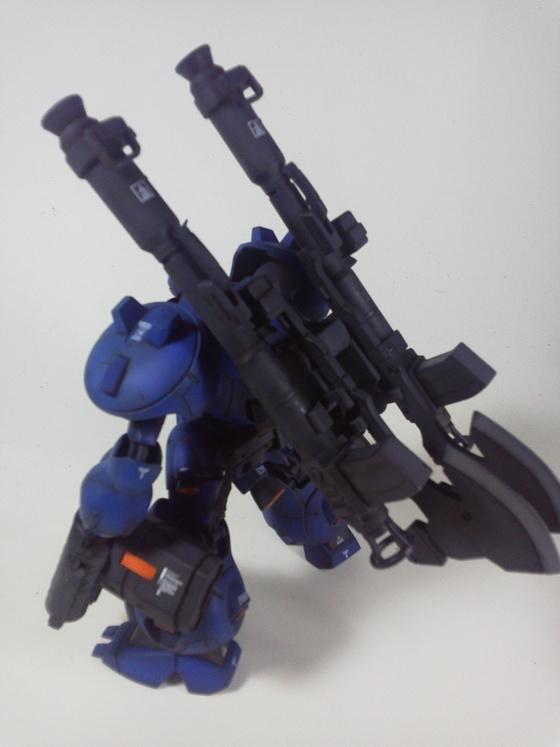 グンプファー (鉄血のサイクロプス隊No.3) アピールショット4