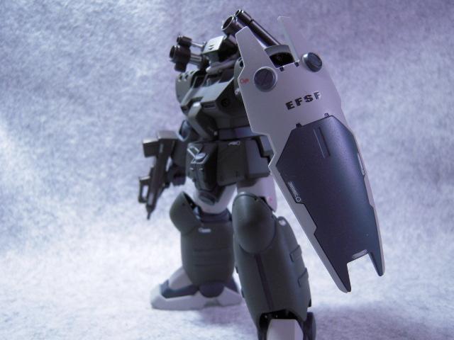 HGUC ガンキャノン量産型 アピールショット3