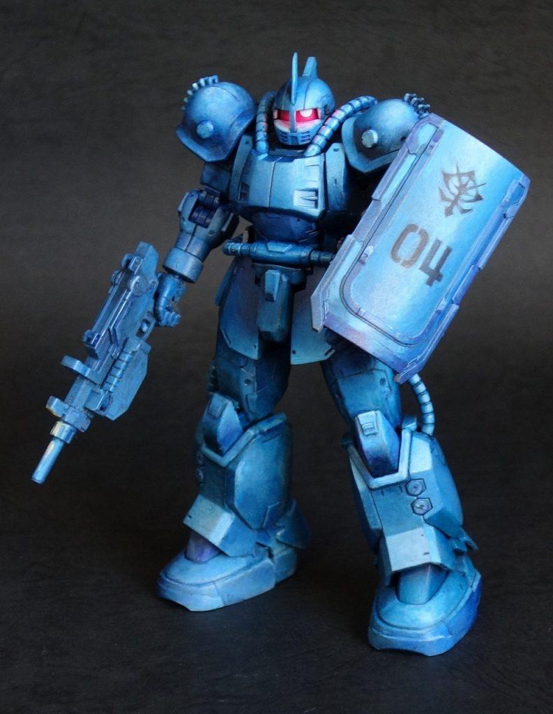 MS-04 ブグ アピールショット3
