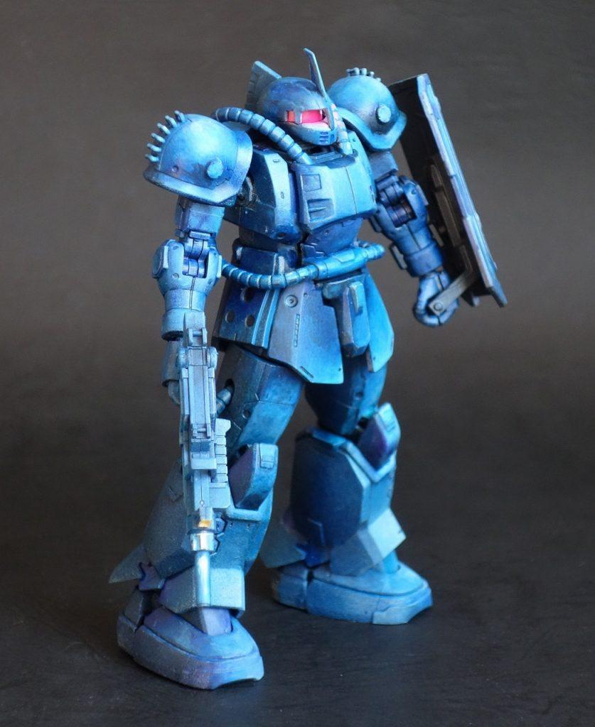 MS-04 ブグ アピールショット4