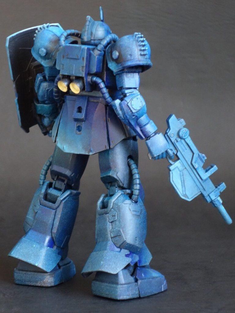 MS-04 ブグ アピールショット6