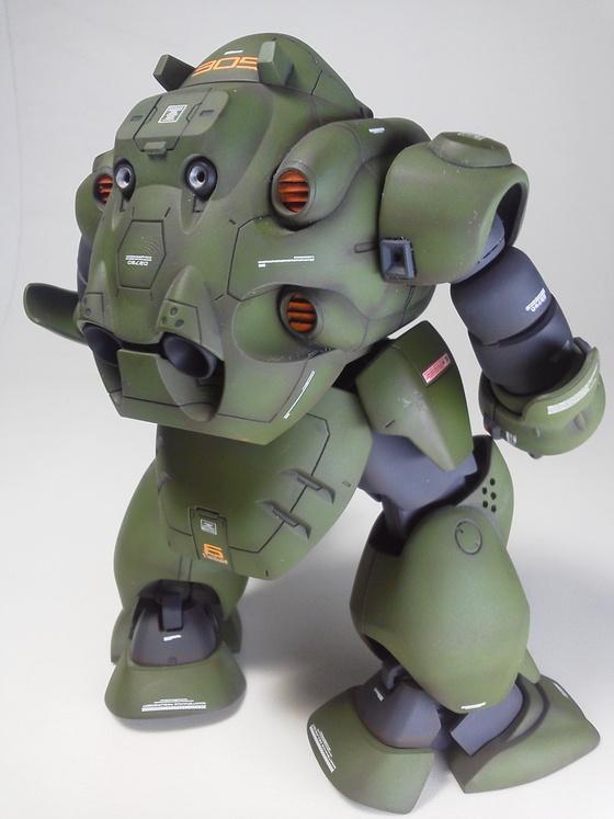 ズゴック・G(グシオン) (鉄血のサイプロクス隊 No.1) アピールショット2