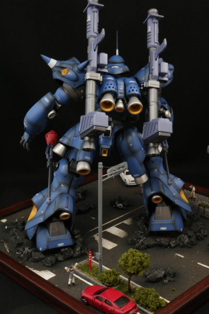 機動戦士ガンダム0080 ポケットの中の戦争 ケンプファー強襲  アピールショット1