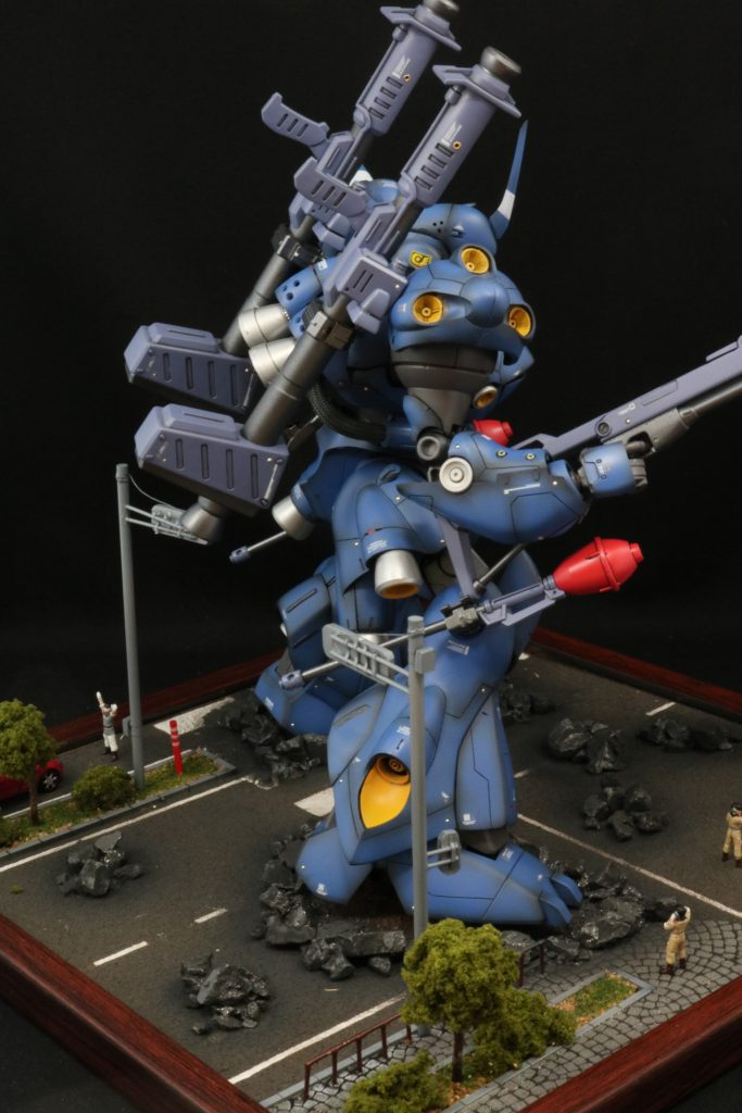 機動戦士ガンダム0080 ポケットの中の戦争 ケンプファー強襲  アピールショット2