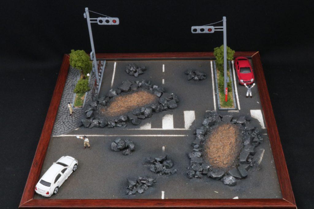 機動戦士ガンダム0080 ポケットの中の戦争 ケンプファー強襲  制作工程3